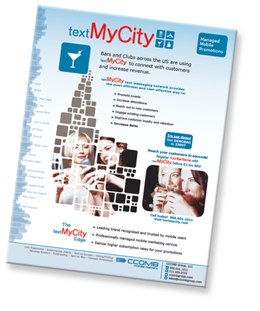 Text My City New ride design Best Marketing-solution-Consulting-Colorado